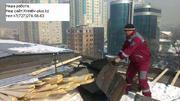 Ремонт крыши,  кровли,  кровельные работы в Алматы